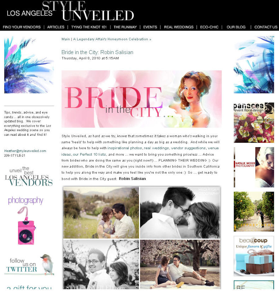 Featured on Style Unveiled
