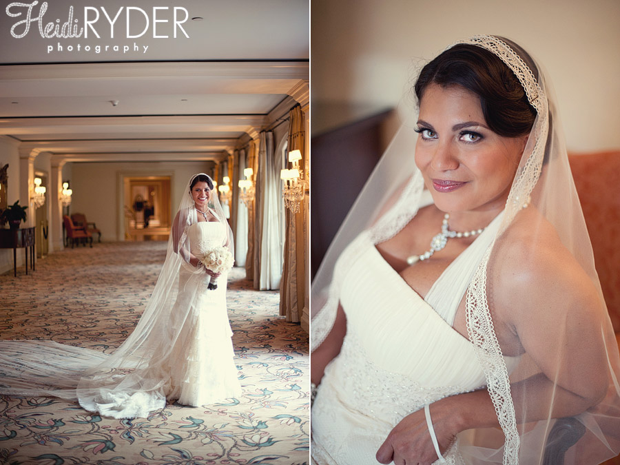 langham pasadena wedding photos