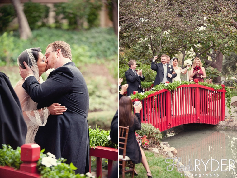 langham japanese garden wedding