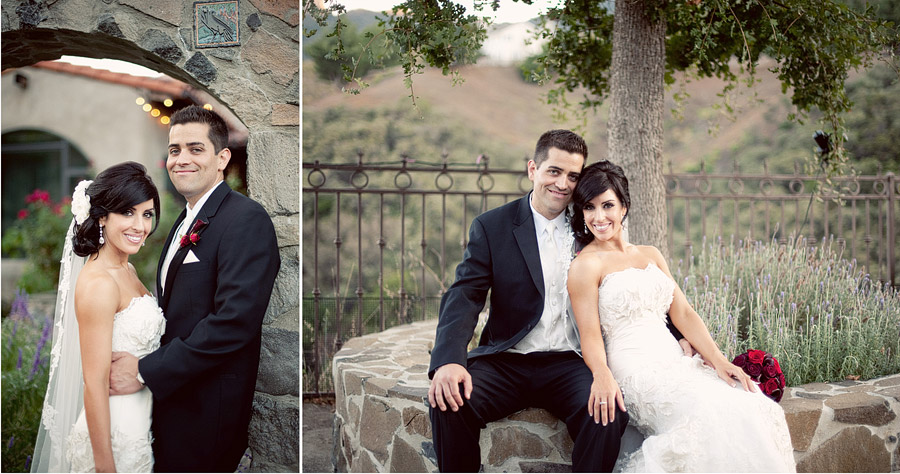 rancho diable del dormido wedding