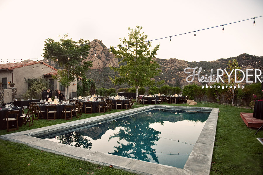 rancho diablo dormido reception