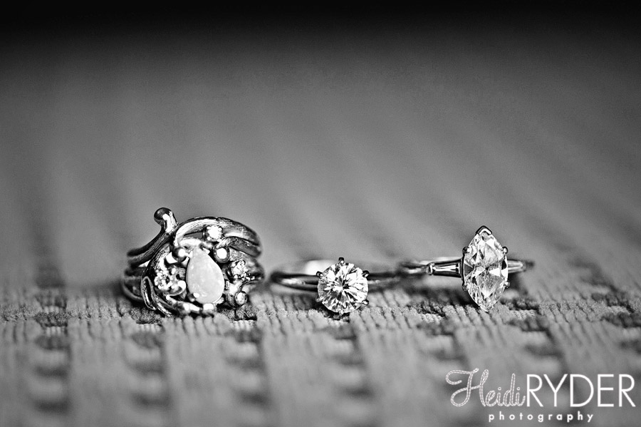 three generation diamond rings
