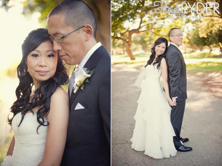 long beach wedding portraits