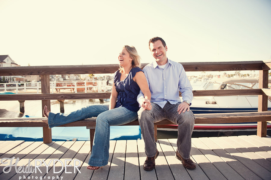 balboa island engagement photos
