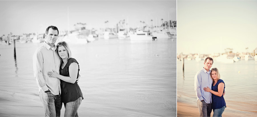 newport balboa engagement