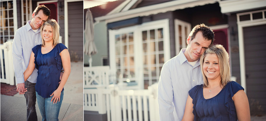 balboa island california engagement