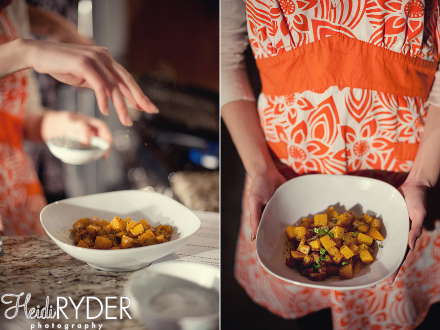 cooking details photo