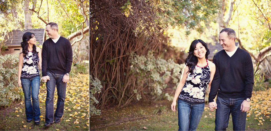 altadena engagement photography