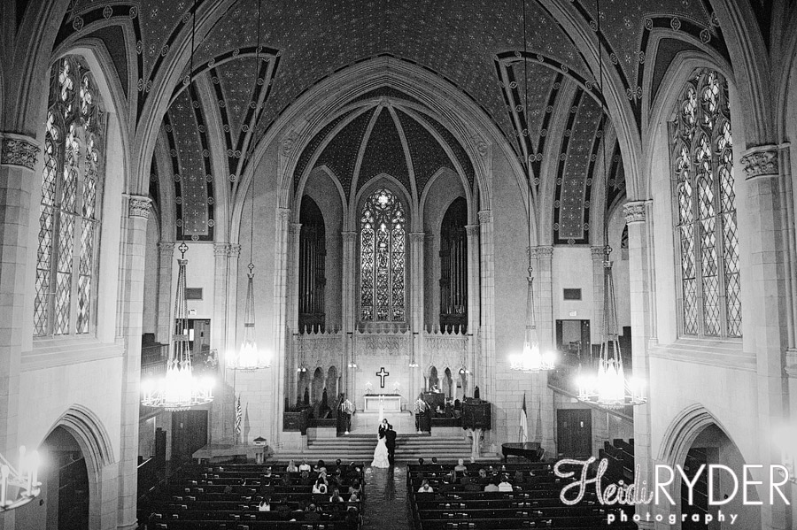 westminster presbyterian church wedding