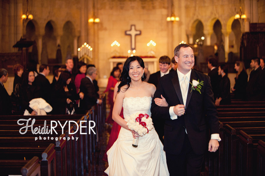 pasadena church wedding
