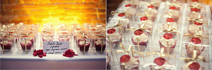 wedding cupcake favor