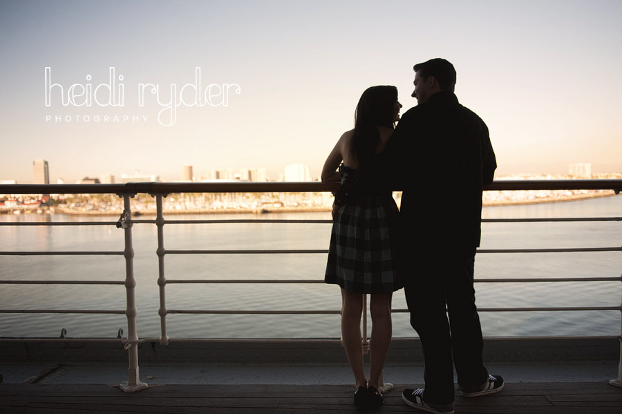 queen mary engagement photos