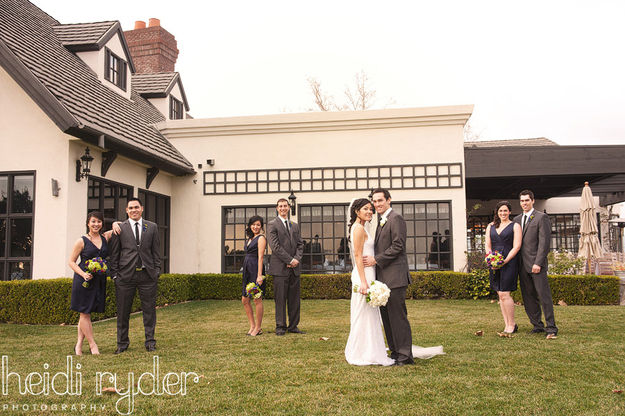 bridal party summit house