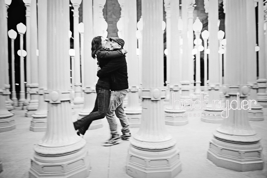 lacma urban light engagement