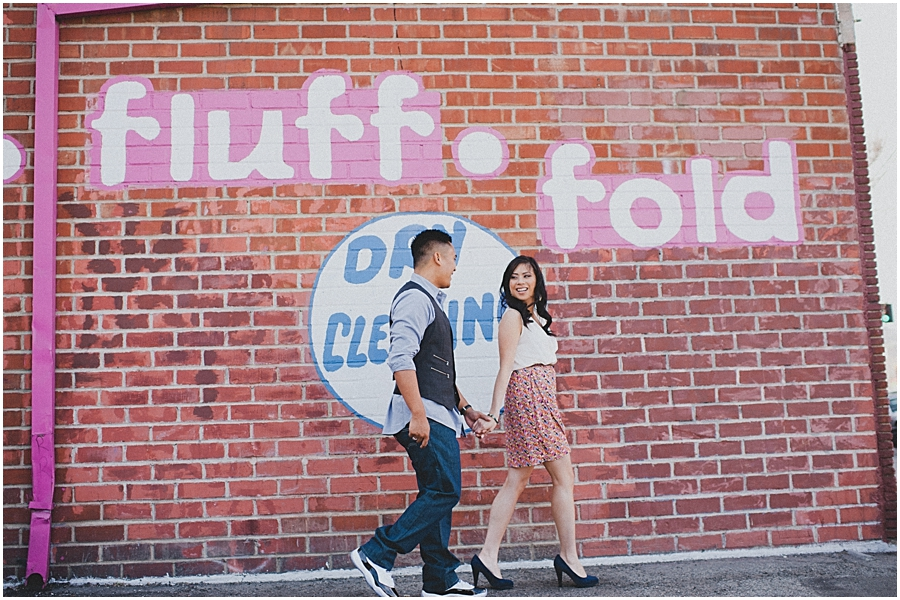 urban los angeles engagement