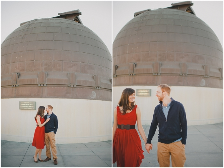 los angeles observatory engagement