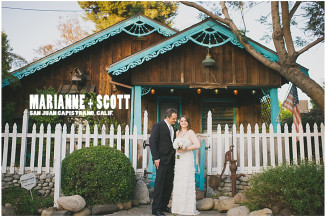 sjc los rios district wedding