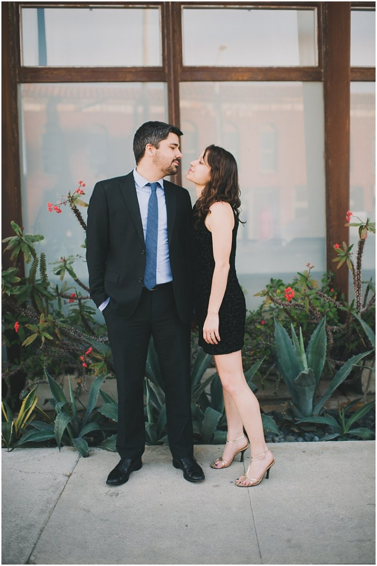 venice engagement photos