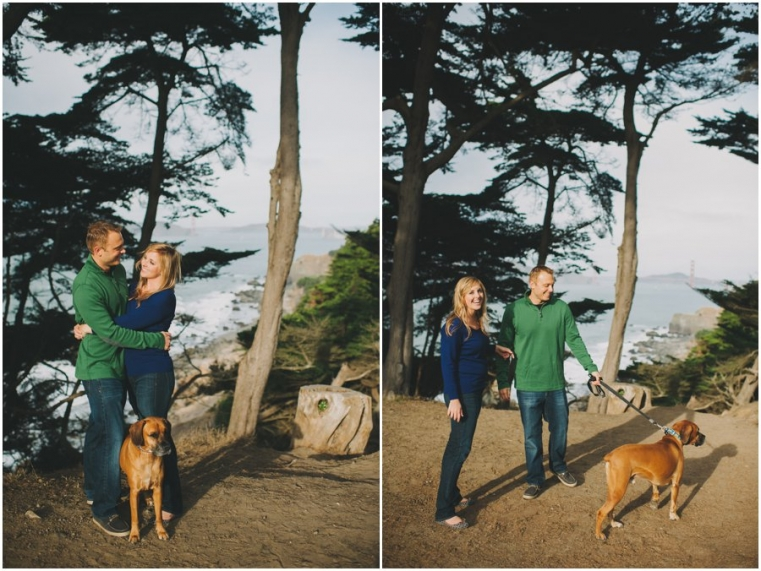 Sutro Bath House Engagement