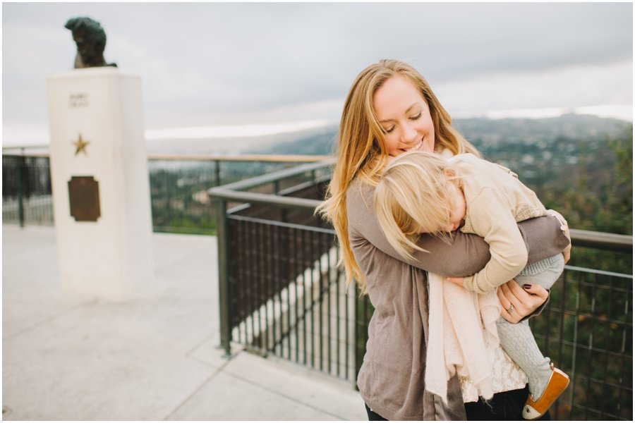 Griffith Observatory Family Photos