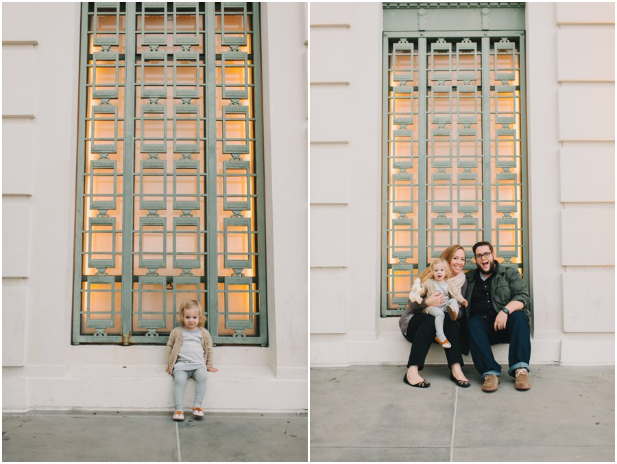 Griffith Observatory Family Photography