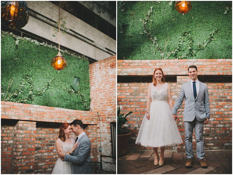 carondelet house wedding photos