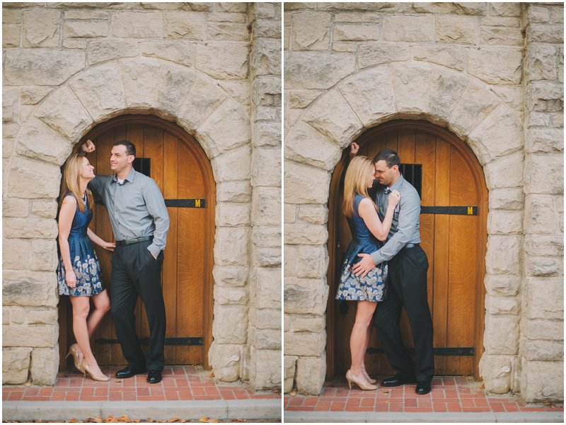 beverly hills engagement photos