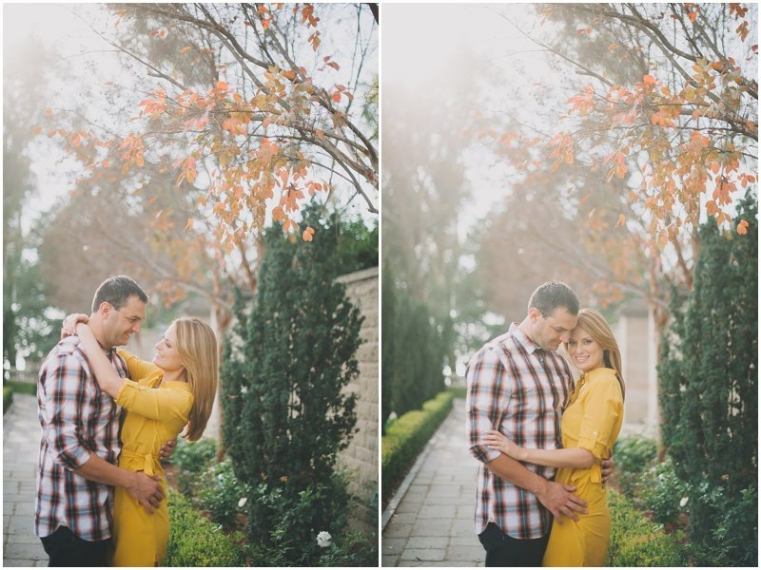 greystone mansion engagement
