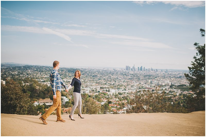 Griffith Observatory Portraits