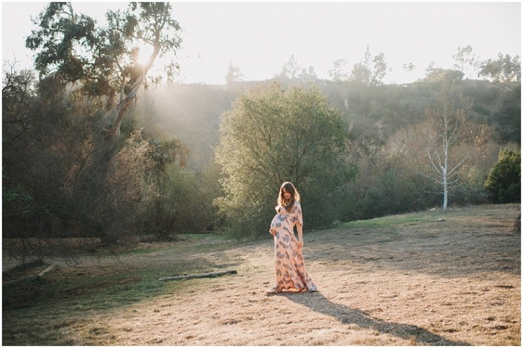 pasadena maternity photos