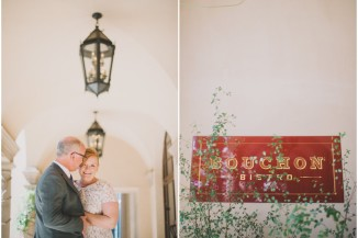 Bouchon Beverly HIlls Wedding Photo