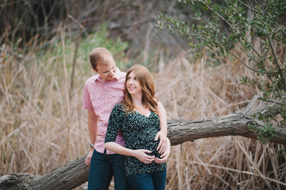 Los Angeles maternity photos