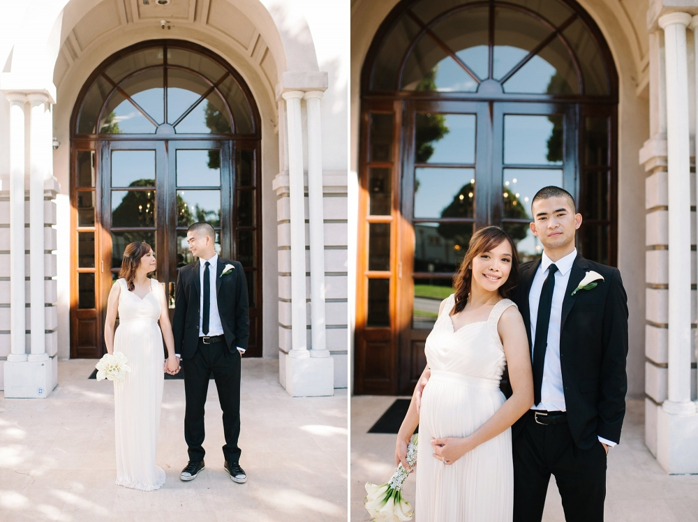 Beverly Hills wedding photos